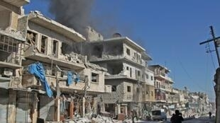 Dubban rayuka na ci gaba da salwanta a yakin Syria.