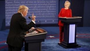 美國大選首場電視辯論