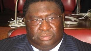 L'ex- ministre togolais de l'Administration territoriale Pascal Bodjona (photographié en 2006).