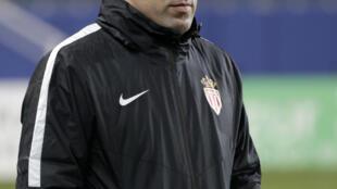 Treinador do Mónaco, Leonardo Jardim.