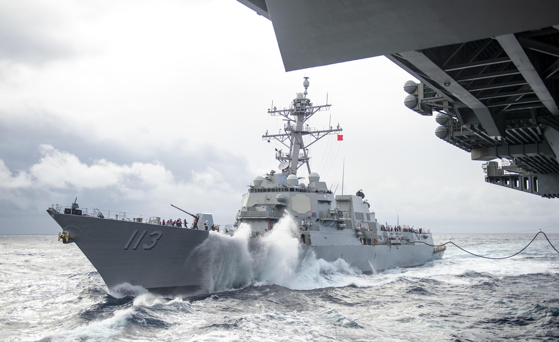 USA - Destroyer USS John Finn - 6482619