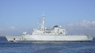 Chiến hạm Vandemiaire của Pháp từng ghé thăm cảng Hải Phòng của Việt Nam vào ngày 30/04/2011.