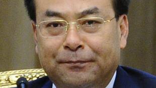 """Ông Tôn Chính Tài (Sun Zhengcai), cựu bí thư Trùng Khánh, là một trong ba cựu lãnh đạo cao cấp có """"âm mưu tạo phản""""."""