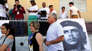 圖為古巴舉行議會選舉 卡斯特羅家族統治將告終