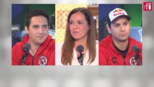 """Reinhard Krause """"Rein10"""" y Rodrigo Ulibarri """"UL1BARRI"""" de los Xolos de Tijuana que explican el fenómeno """"esport"""""""