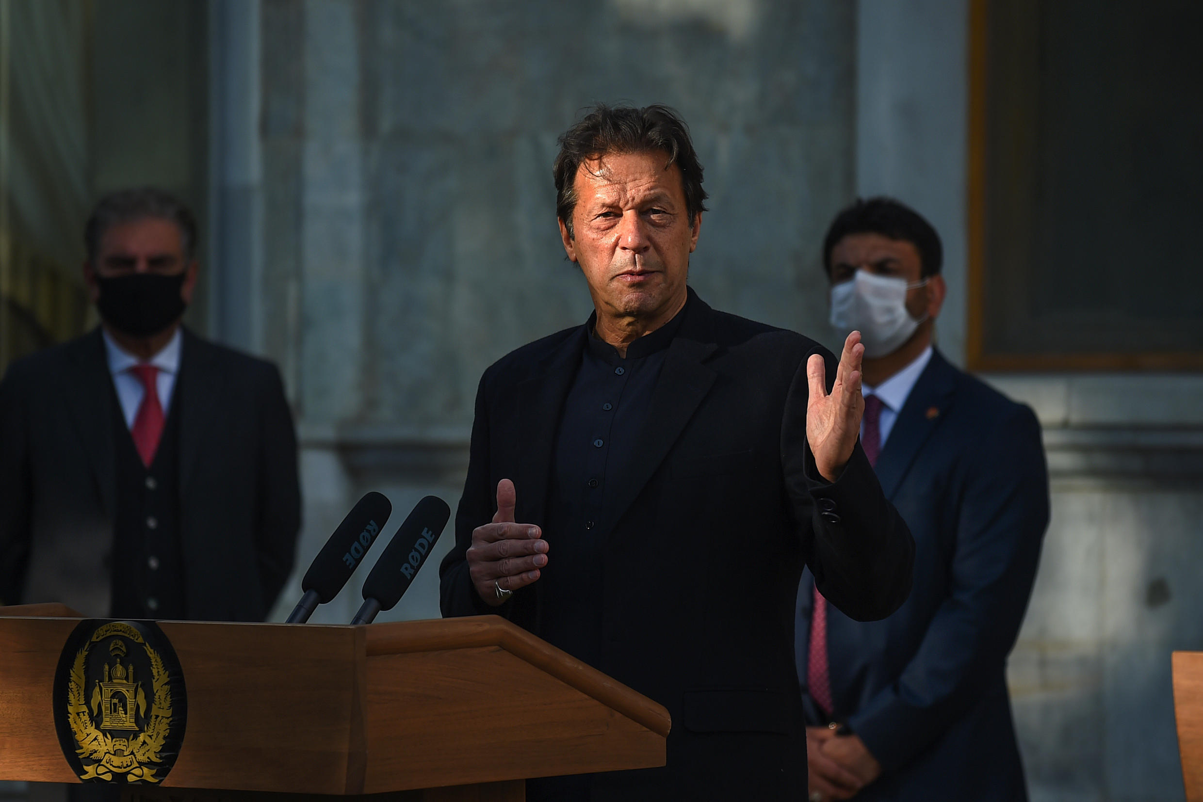 Pakistan Prime Minister Imran Khan's gamble seems to have backfired spectacularly