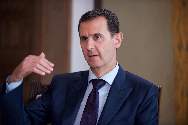 Rais wa Syria awapongeza wananchi wake kwa ushindi wa askari wake mjini Aleppo.