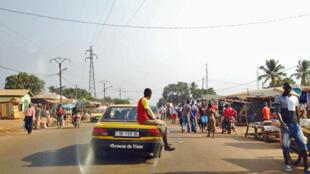 Les habitants de Bangui sont dans l'attente de l'élection du prochain président de transition en RCA. (Photo : le 16 janvier 2013.)