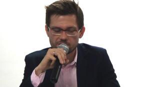 Nhà báo Rafał Tomański làm việc cho tờ Rzeczpospolita (Cộng Hòa) ở Ba Lan - DR