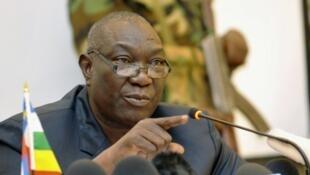 Le président Michel Djotodia a annoncé une série de décisions, vendredi 13 septembre.