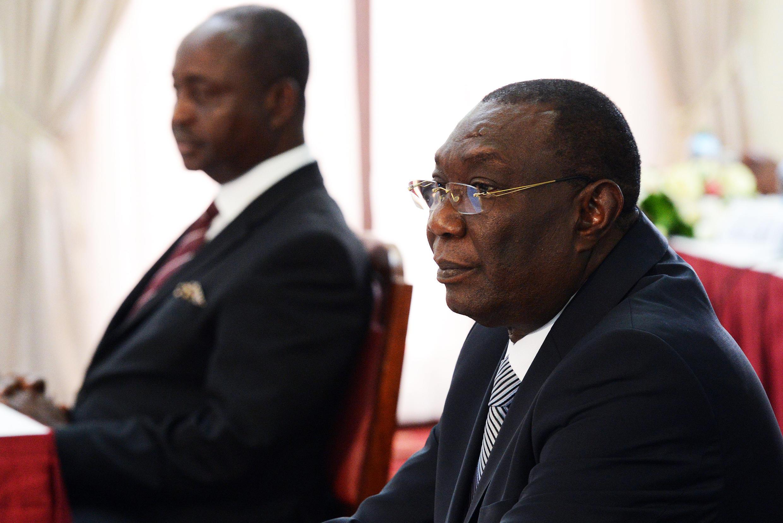 Tsofin Shugabanin kasar Afrika ta Tsakiya  Michel Djotodia da François Bozizé