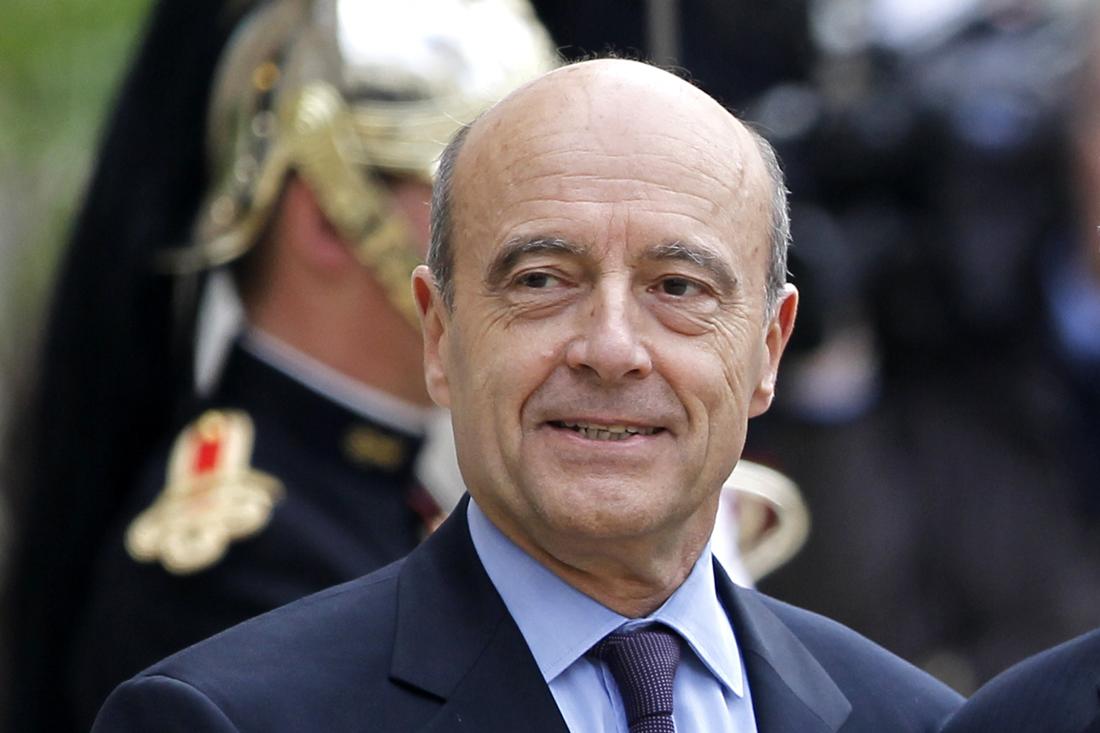 Le  ministre français des Affaires étrangères, Alain Juppé, le 15 novembre 2010.