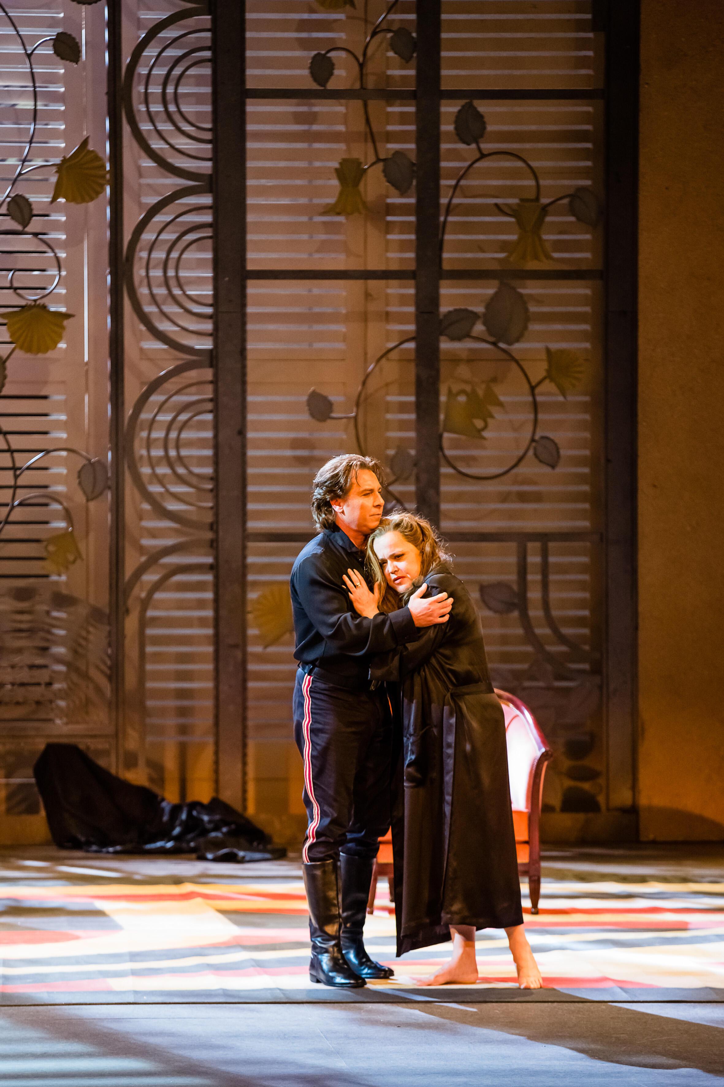 Roberto Alagna chante le «Cid» de Massenet à l'Opéra de Paris jusqu'au 21 avril.