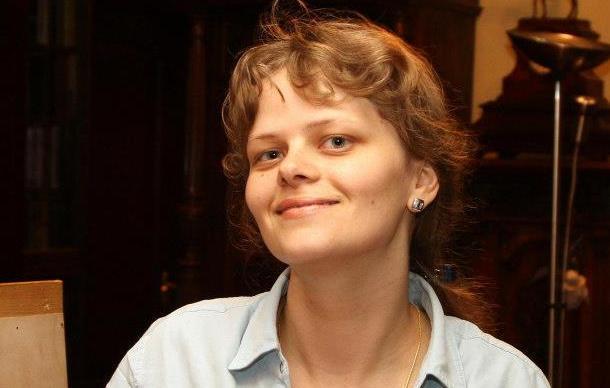 Журналист Анастасия Кириленко