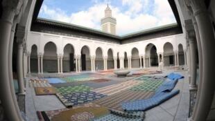 The Grand Mosque in Paris