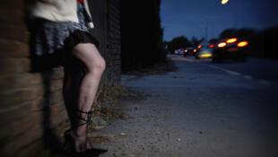 Selon les autorités françaises, la prostitution nigériane a énormément augmenté.