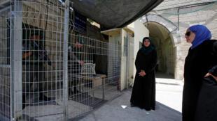 Túmulo dos Patriarcas, Hebron.