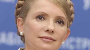 L'ex Premier ministre ukrainienne, Ioulia Timochenko.