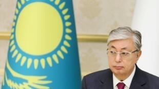 Президент Казахстана Касым-ЖомартТокаев