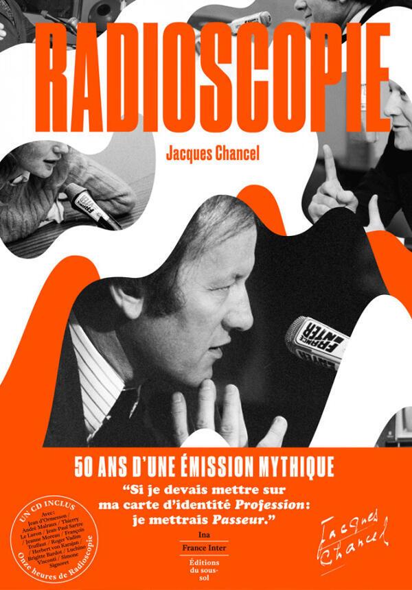 «Radioscopie», de Jacques Chancel.