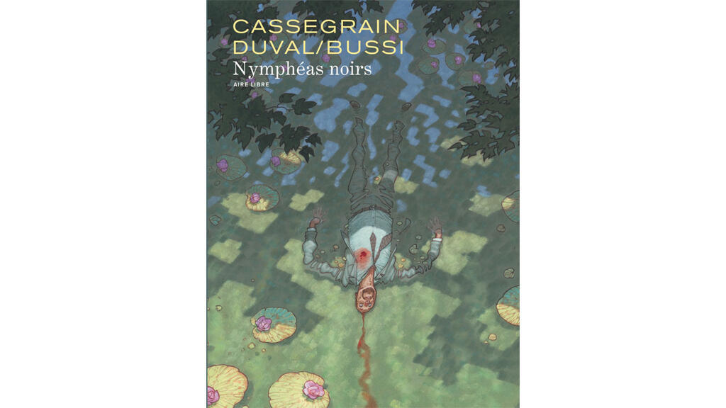 «Nymphéas noirs», adapté du roman de Michel Bussi.