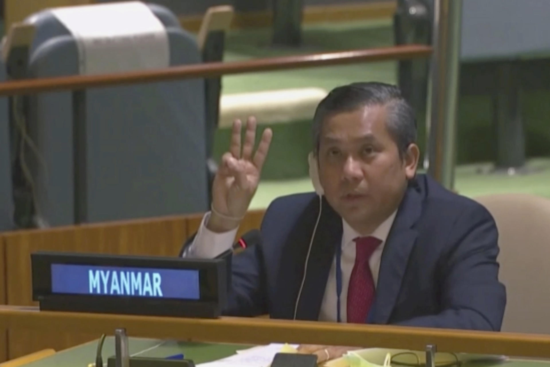 Kyaw Moe Tun-birmanie-ambassadeur-onu