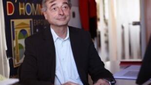 Gilles Pison, professeur au Muséum national d'histoire naturelle de Paris, et chercheur associé à l'INED,