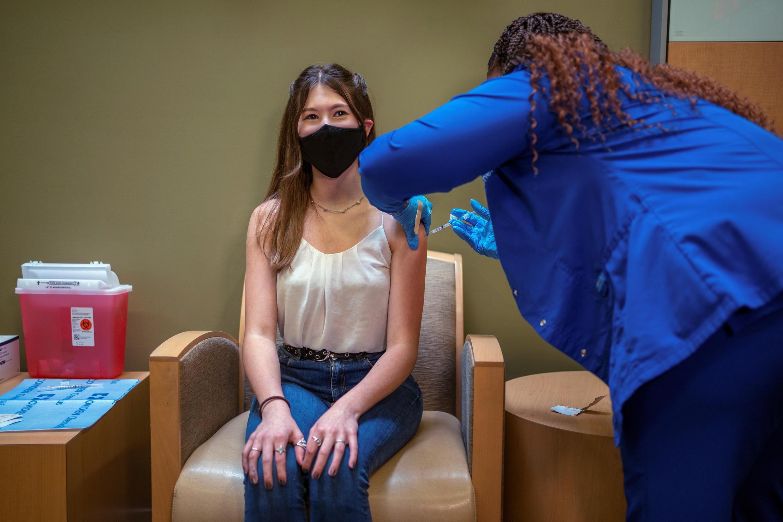 Jovens Vacina