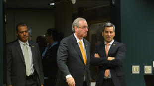 Eduardo Cunha esgotou os recursos para adiar o início da votação da cassação de seu mandato pelo Congresso.