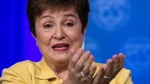 IMF Managing Director Kristalina Georgieva said the $650 billion injection of reserves would be the largest in the fund's history, if approved