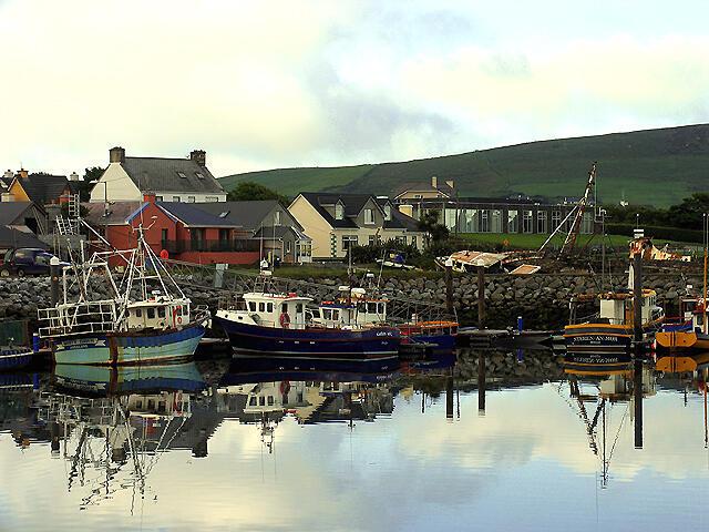 Le port de Dingle