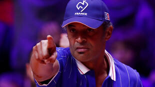 Yannick Noah's France side lost to Croatia in the last final under the old format of the Davis Cup.