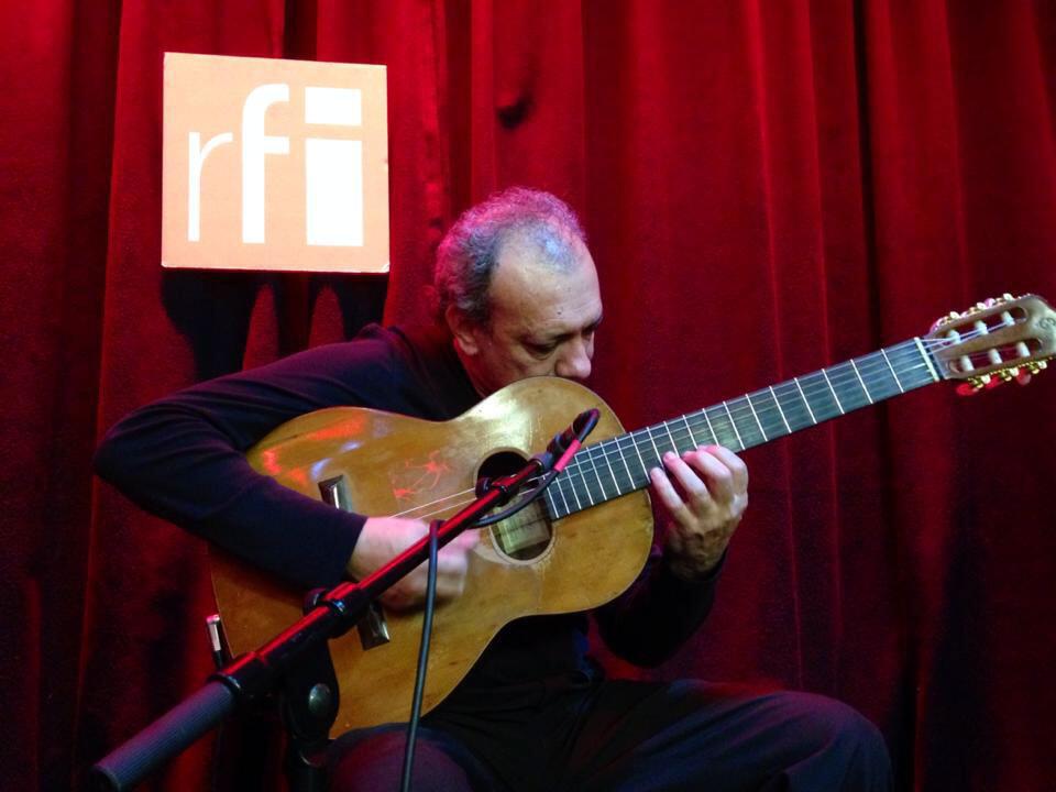 Rudi Florès à RFI.