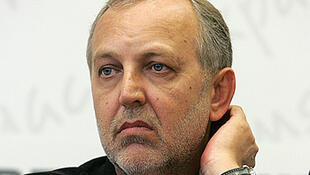 Писатель и журналист Юрий Макаров