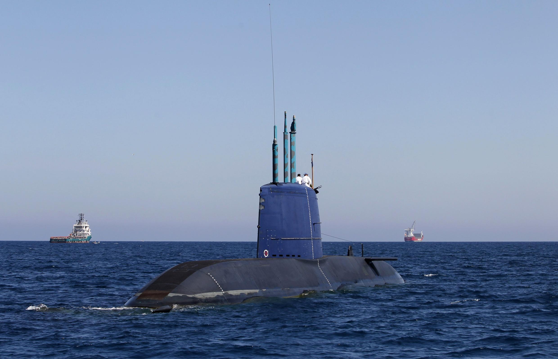 Un sous-marin de classe Dolphin pourrait avoir été à l'origine d'une frappe contre le port de Lattaquié en Syrie, le 5 juillet 2013.
