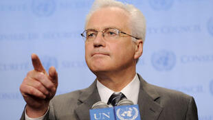 """Vitali Ivanovitch Tchourkine"" نماینده روسیه در سازمان ملل: برای برقراری صلح در سوریه، روسیه با پیشنهادات جدیدی به نشست مونیخ میرود."