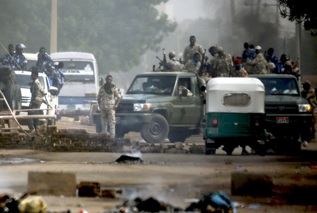 Hali ya machafuko jijini Khartoum nchini Sudan
