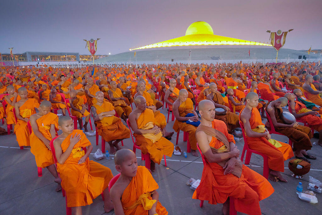Le temple Dhammakaya, situé au nord de Bangkok, inquiète les autorités.
