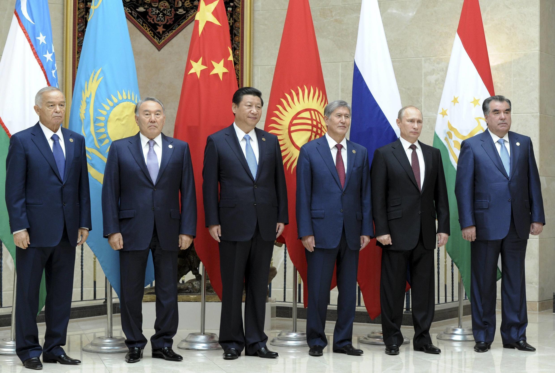 Ảnh Hội nghị Thượng đỉnh Tổ chức Hợp tác Thượng Hải SCO - Tháng 9/2013.