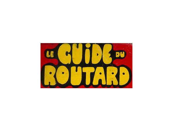 Première couverture du Guide du Routard en 1973.