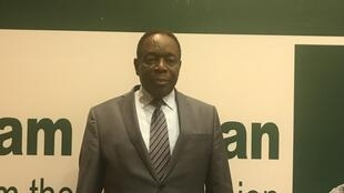 Francisco Madeira, representante especial para a Somália da União Africana e chefe da missão da UA no país.