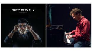 Fausto Mesolella (© DR) + Gerardo Jerez Le Cam.