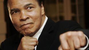 Mohamed Ali, le 28 janvier 2006.