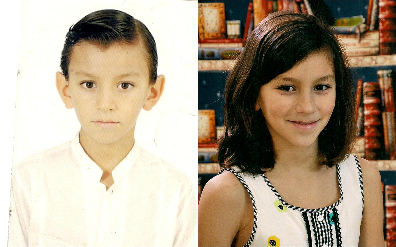 Esta niña canadiense mexicana pasó de ser Diego a ser Didi.