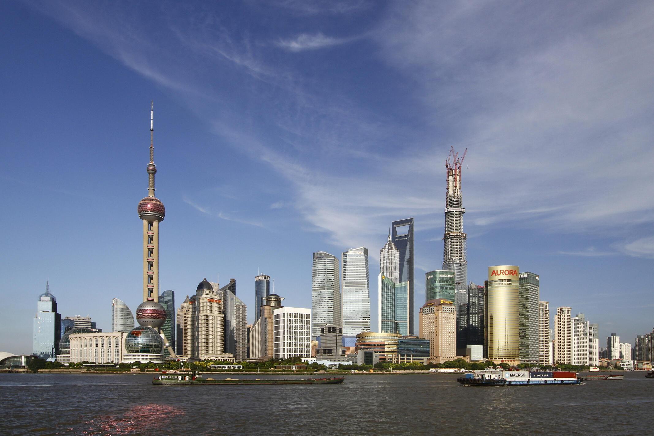 """Ông Ngải Bảo Tuấn (Ai Baojun), Phó thị trưởng Thượng Hải kiêm Giám đốc khu vực tự do mậu dịch (FTZ) đã bị điều tra vì """"vi phạm kỷ luật nghiêm trọng"""""""