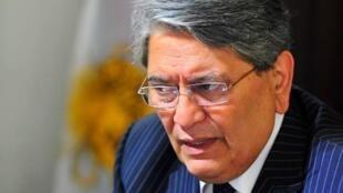 علیرضا نوری زاده، مدیر مرکز مطالعات ایران و اعراب در لندن