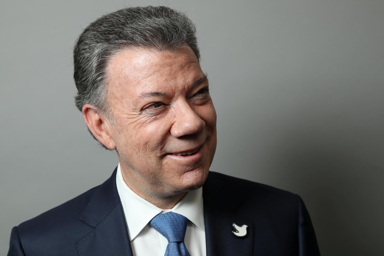 Presidente colombiano, Juan Manuel Santos, é o Nobel da Paz