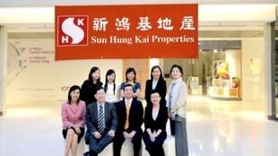 HK affaire corrupion Xin-Hongji