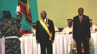 Rais mpya nchini Mali Ibrahim Bubakar Keita