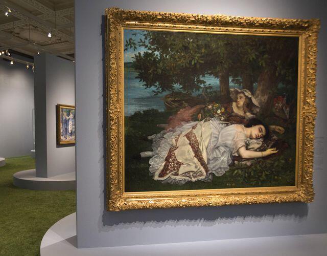 Chương trình kỷ niệm tại Bảo tàng Gustave Courbet tại Ornans